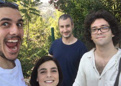 Mayte Alguacil & her trio